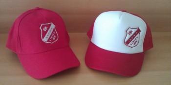 Produktfoto von Fan Cap rot