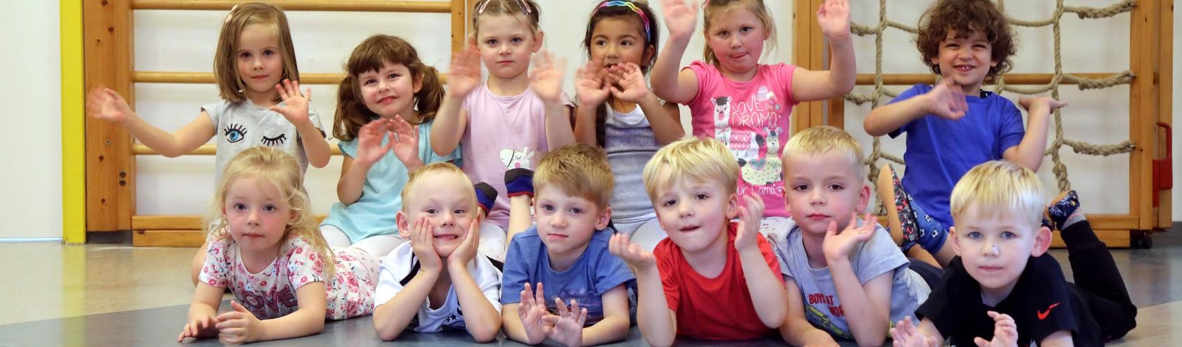 Foto zum Beitrag: Eltern und Kind –Turnen