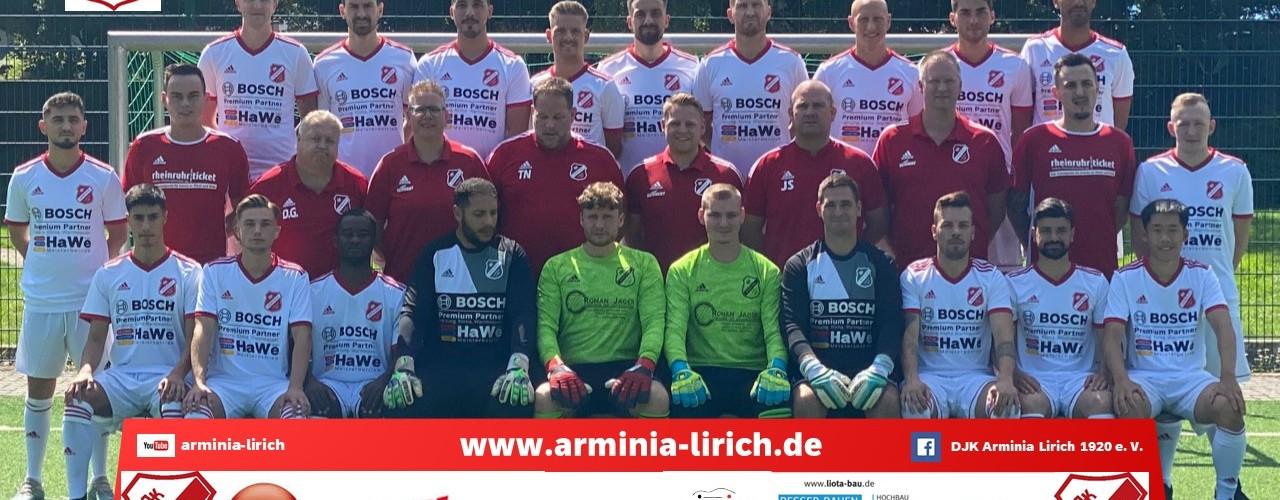 Foto zum Beitrag: Unsere 1.Mannschaft….
