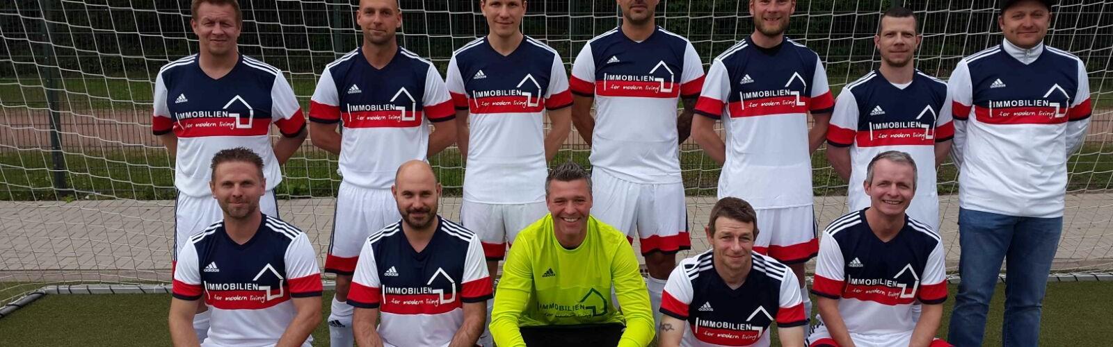 Foto zum Beitrag: Ü32 Kleinfeld- Spielrunde 2017/18 startet wieder