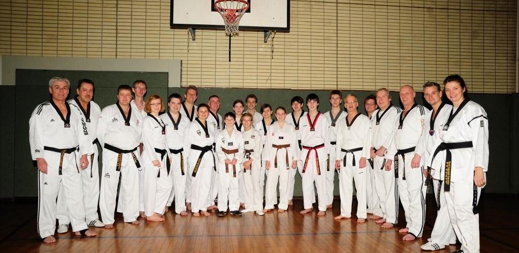 Foto zum Beitrag: Taekwondo