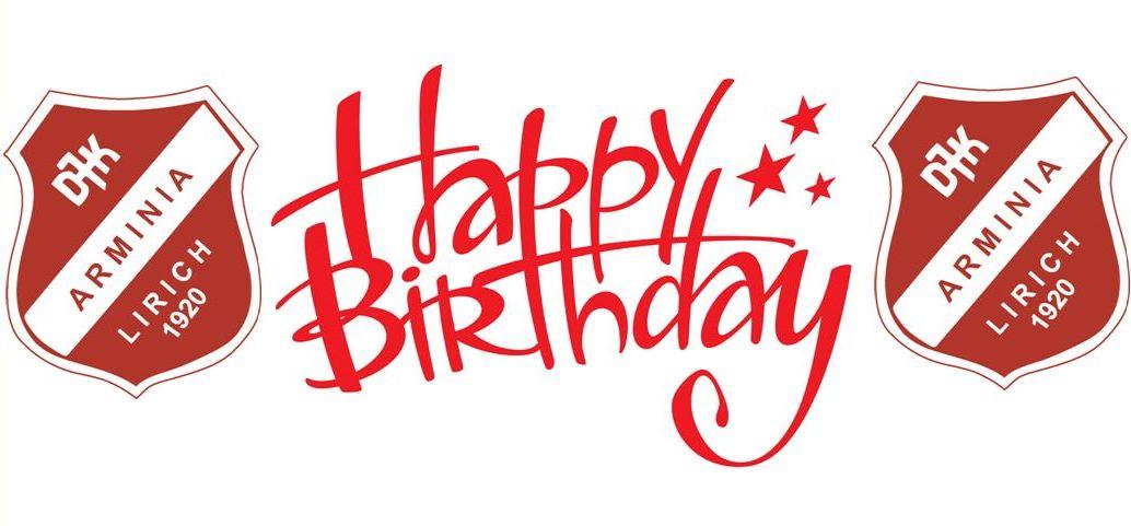 Foto zum Beitrag: Herzlichen Glückwunsch zum Geburtstag