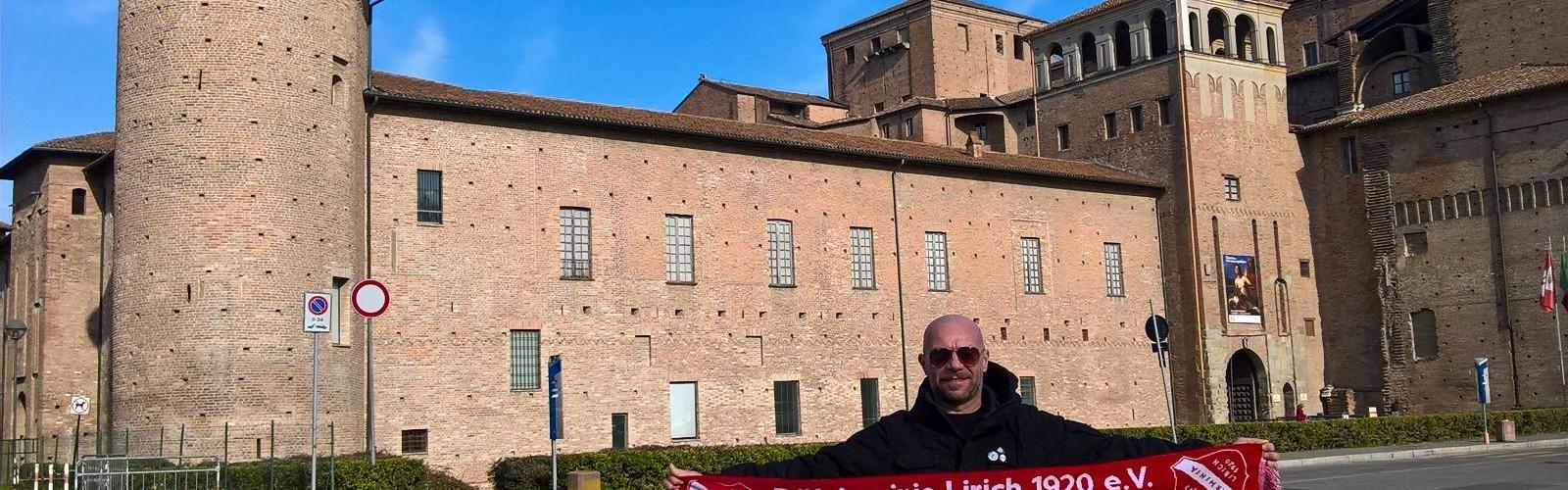 Foto zum Beitrag: Schöne Grüße aus Italien….