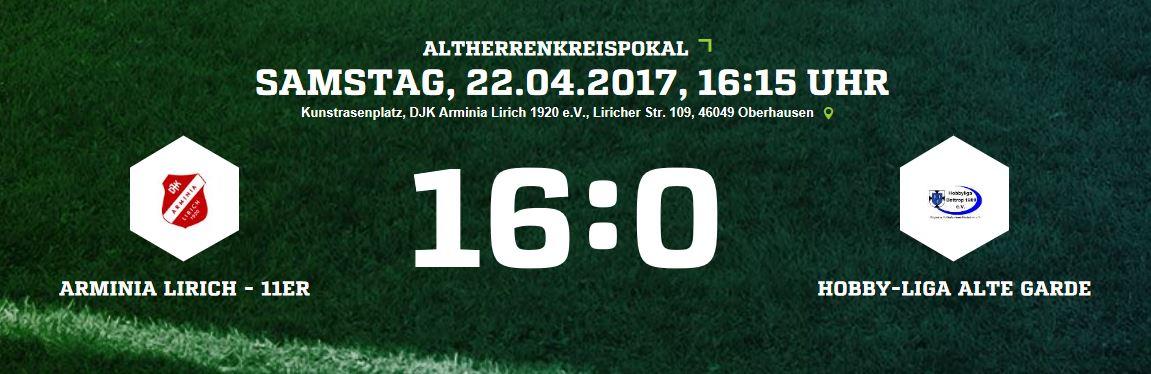 Foto zum Beitrag: 1. Altherrenkreispokal wird ausgespielt…