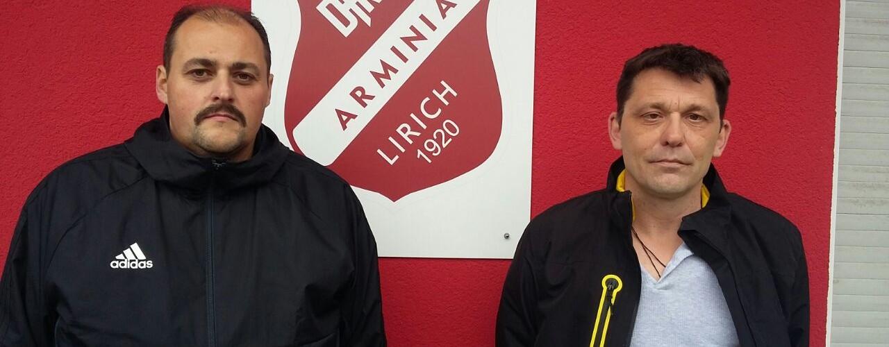 Foto zum Beitrag: Neuigkeiten aus der DJK Arminia Lirich Jugend