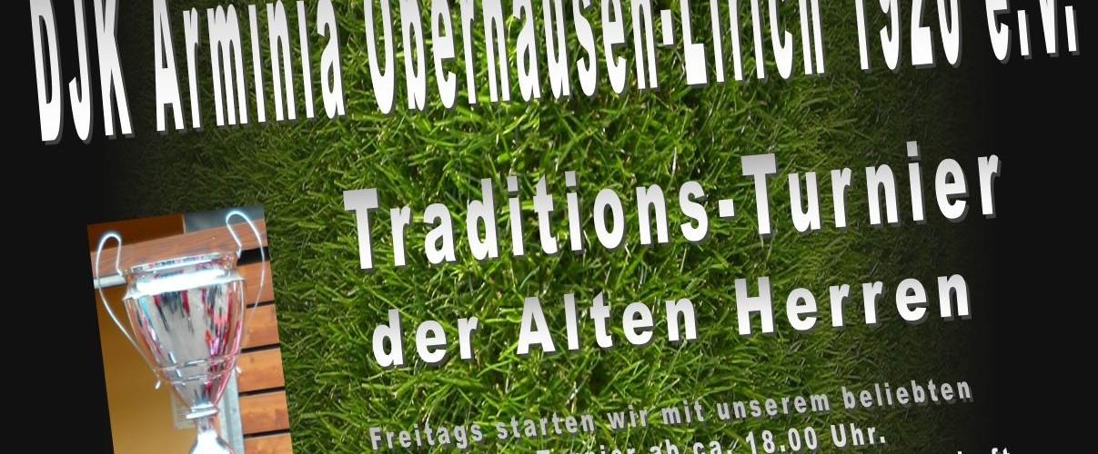 Foto zum Beitrag: Traditions- Turnier der Alten Herren 2018