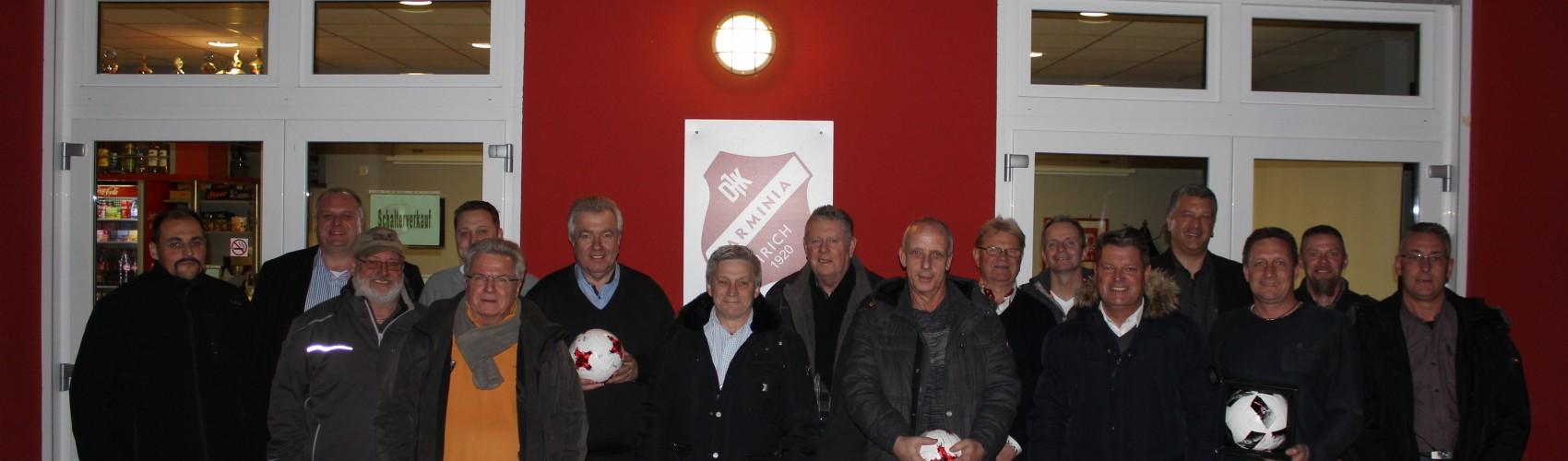 Foto zum Beitrag: Pressebericht über den Vereinsdialog in unserem Clubhaus