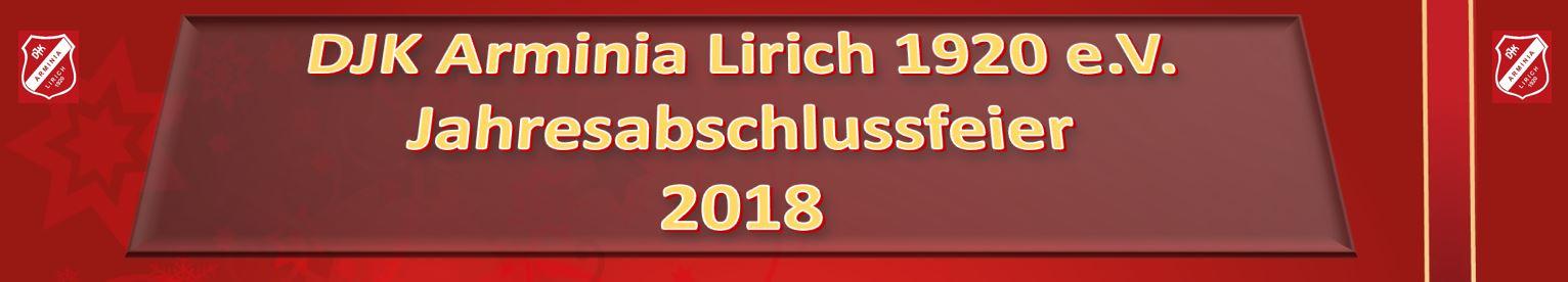 Foto zum Beitrag: Arminia's Jahresabschlussfeier am Sa. 08.Dezember 2018