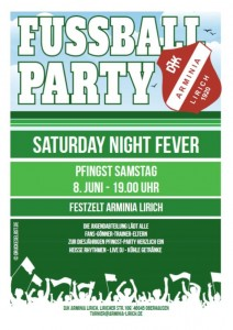 Samstag-Party