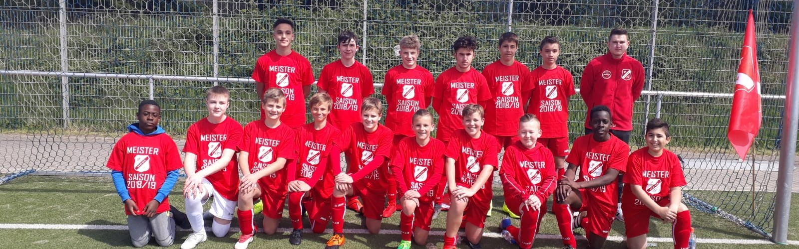 Foto zum Beitrag: Unsere C2 Junioren wird Meister 2018/19