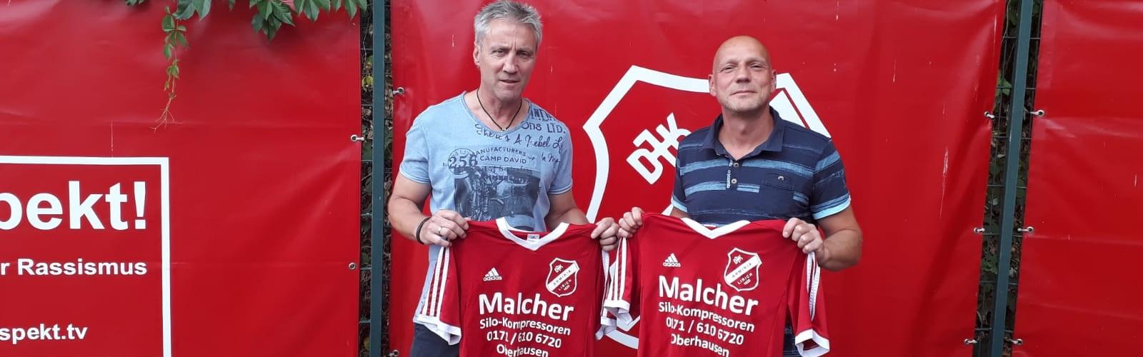Foto zum Beitrag: Neues A- Junioren Trainer- Team im Liricher Käfig