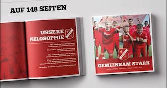 Produktfoto von 100 Jahre Arminia-Geschichte / Das Buch
