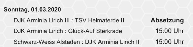 Foto zum Beitrag: 18. Spieltag – Kreisliga A