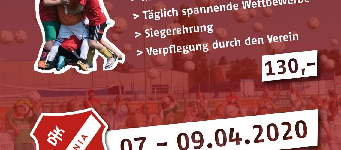 Foto zum Beitrag: Fussballcamp im Käfig