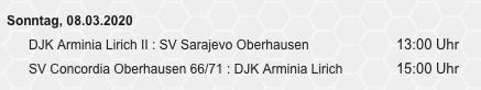 Foto zum Beitrag: 19. Spieltag – Kreisliga A