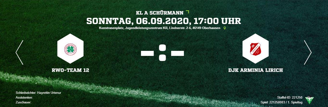 Foto zum Beitrag: RWO informiert – Vorab Registrierung für das Spiel…