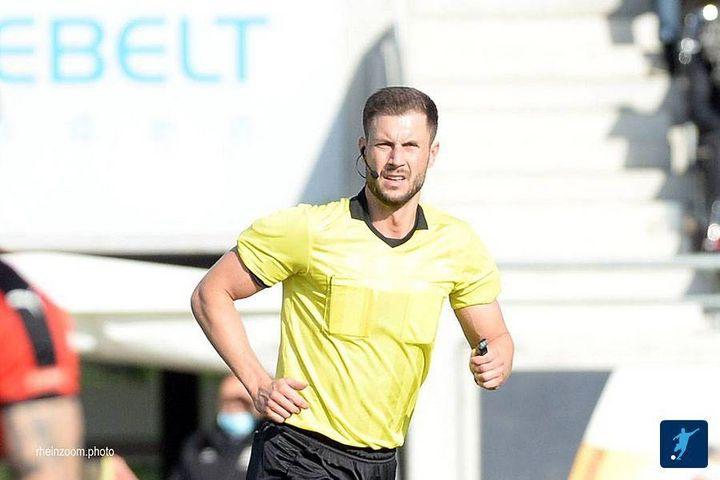 Foto zum Beitrag: Martin Ulankiewicz darf in der kommenden Saison in der 3. Liga dabei sein !!!